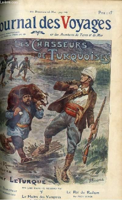 Deuxième série - N°651 - Les chasseurs de turquoises,suite,par Henry Leturque.
