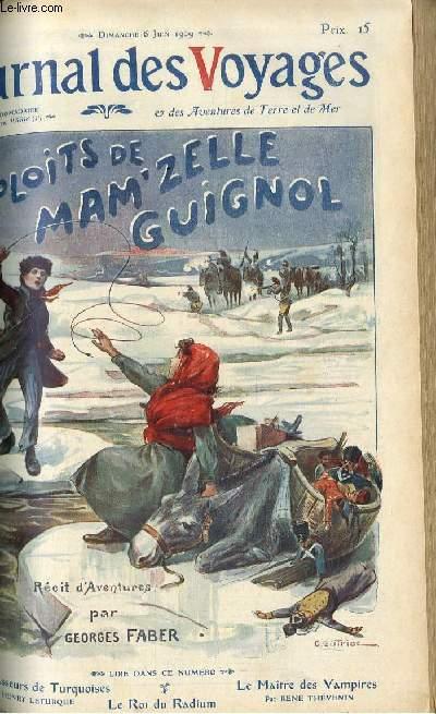 Deuxième série - N°653 - Les exploits de Mam'zelle Guignol par Georges Faber, à suivre.