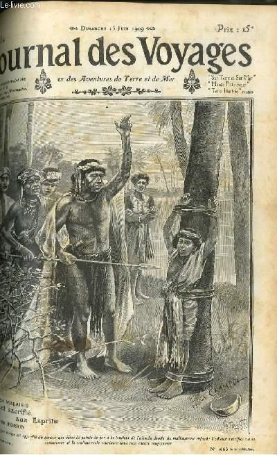 Deuxième série - N°654 - En malaisie: un enfant sacrifié aux esprits par Victor Forbin.