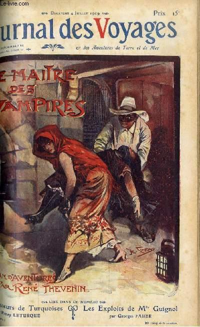 Deuxième série - N°657 - Le maitre des vampires par René Thévenin,suite.