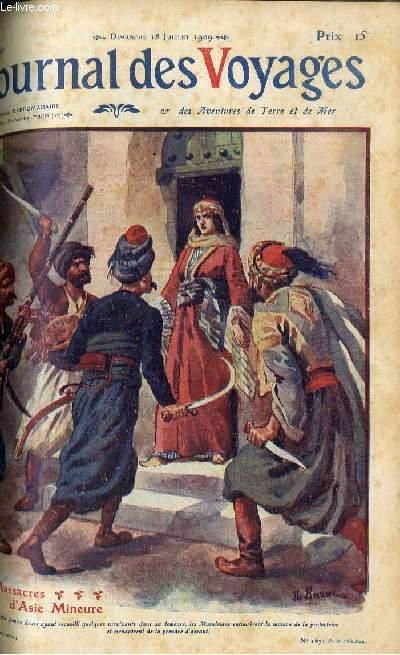 Deuxième série - N°659 - Les massacres d'Asie mineure par H. M. de MAthuisieulx.