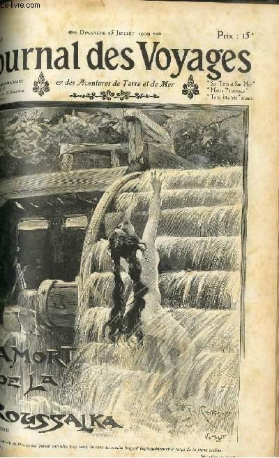 Deuxième série - N°660 - La mort de la Roussalka par Michel Delines.
