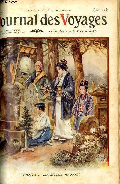 Deuxième série - N°666 6 haka - Ba , cimetière japonais.