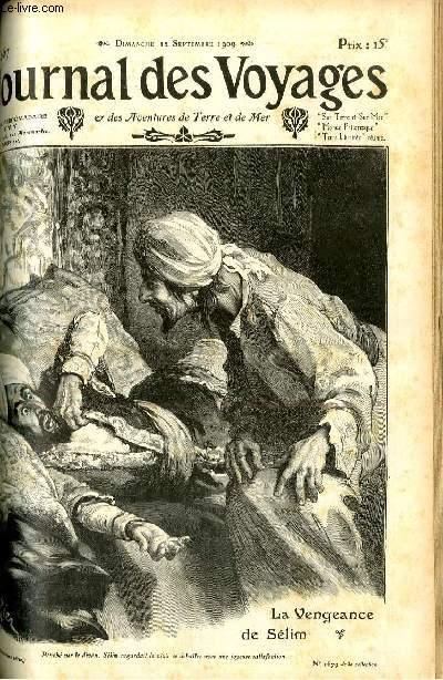 Deuxième série - N°667 - La vengeance de Sélim par E. G. Brézod.