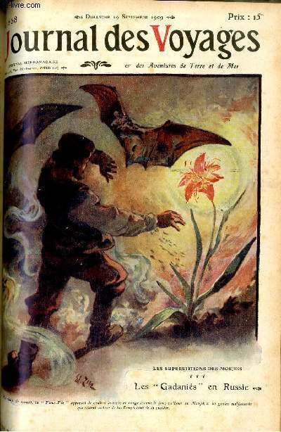 Deuxième série - N°668 - Les Gadaniés en Russie (les superstitions des Moujiks) par Léon Charpentier.