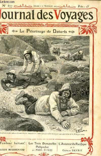 Deuxième série - N°677 - Le pélerinage de Dokerla par Gustave Regelsperger.