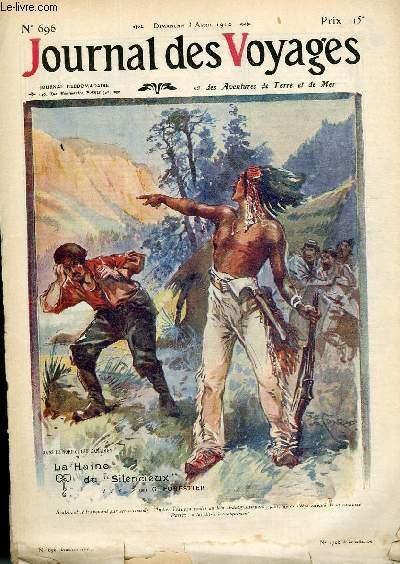 Deuxième série - N°696 - La haine du Silencieux par G. Forestier.