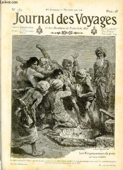 Deuxième série - N°732 - L'Inde xénophobe: Les empoisonneurs de puits par Victor Forbin.