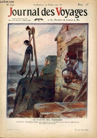 Deuxième série - N°742 - La cloche des trépassés par André Reuzé.