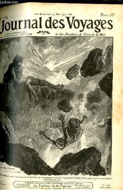 Deuxième série - N°754 - La montagne des cloches à Hermosillo (Sonora) par J. A. Spring.