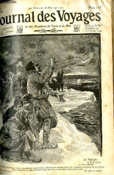 Deuxième série - N°756 - Les naufragés de la banquise par André Reuze.