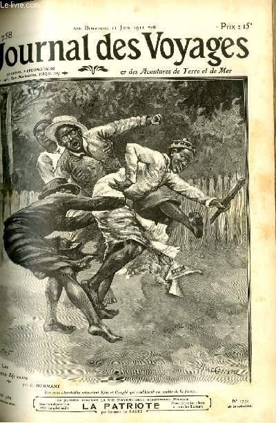 Deuxième série - N°758 - Les loustics africains par G. Nohmant.