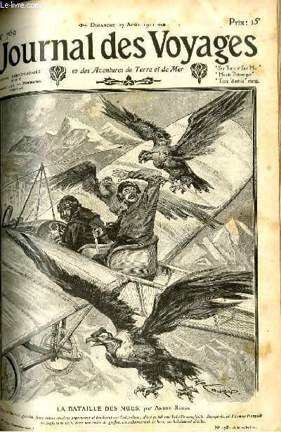 Deuxième série - N°769 - La bataille des nues par André Reuze.