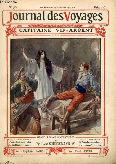 Deuxième série - N°781 - Capitaine Vif Argent par Louis Boussenard, suite.