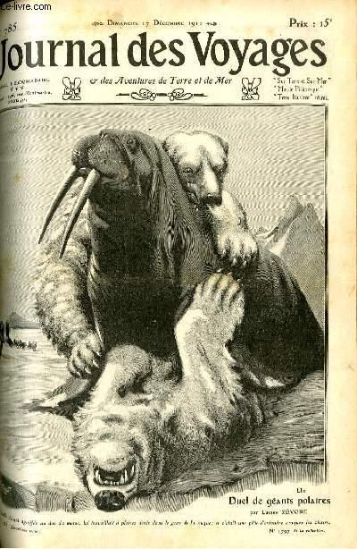 Deuxième série - N°785 - Un duel de géants polaires par Lucine Zévore.
