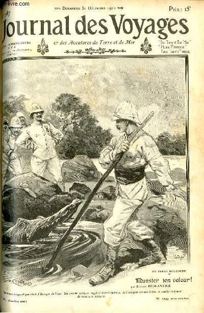 Deuxième série - N°787 - En terre malgache: Munster, ton voleur par Sylvain Déglantine.