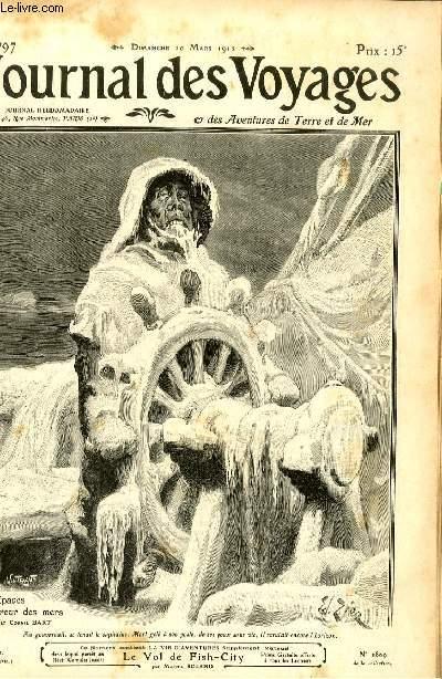 Deuxième série - N°797 - Les épaves, terreur des mers par Cornil Bart.