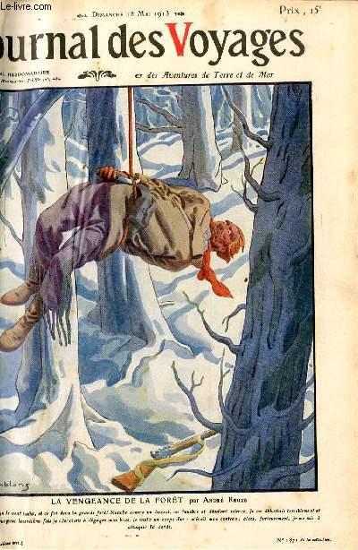 Deuxième série - N°859 - La vengeance de la forêt par André Reuze.