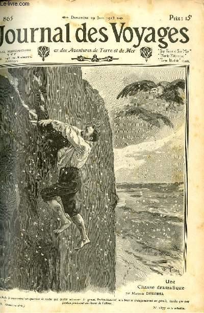 Deuxième série - N°865 - Une chasse dramatique par Maurice Dekobra.