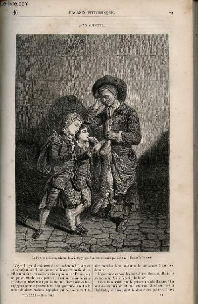 LE MAGASIN PITTORESQUE - Livraison n°010 - Jean Zoffant.