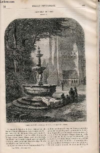 LE MAGASIN PITTORESQUE - Livraison n°050 - Saint Jean du Doigt (Finistère).