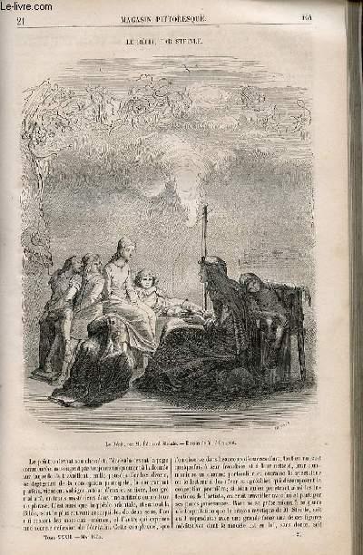 LE MAGASIN PITTORESQUE - Livraison n°021 - Le récit par Steinle.