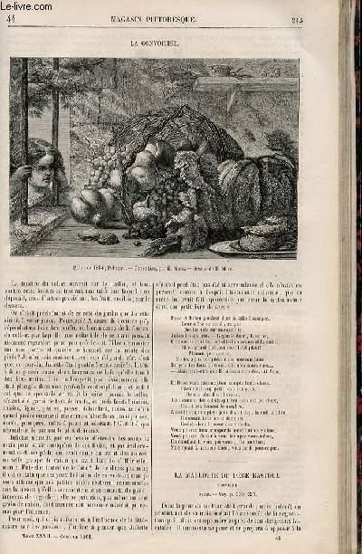 LE MAGASIN PITTORESQUE - Livraison n°044 - La convoitise.