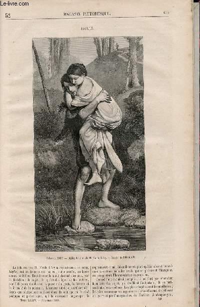 LE MAGASIN PITTORESQUE - Livraison n°052 - Idylle.
