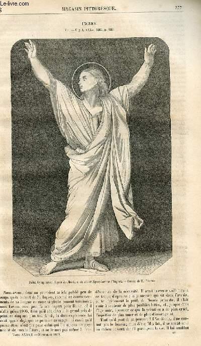 LE MAGASIN PITTORESQUE - Livraison n°048 - Ingres.