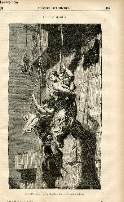 LE MAGASIN PITTORESQUE - Livraison n°38 - Le tyran Aristion.