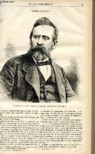 LE MAGASIN PITTORESQUE - Livraison n°08 - Théophile Schuller.