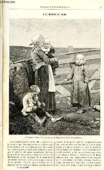 LE MAGASIN PITTORESQUE - Livraison n°02 - La barrière de Dalby.