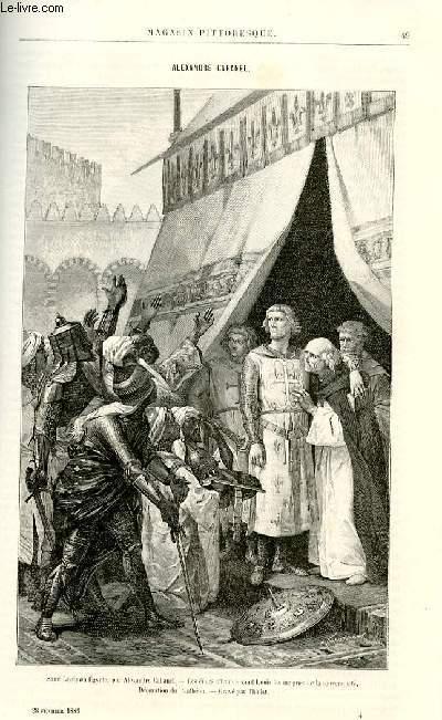 LE MAGASIN PITTORESQUE - Livraison n°04 - Alexandre Cabanel.