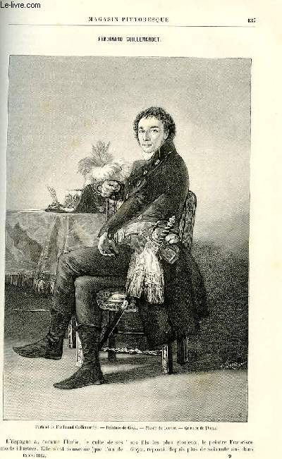 LE MAGASIN PITTORESQUE - Livraison n°09 - Ferdinand Guillemardet.