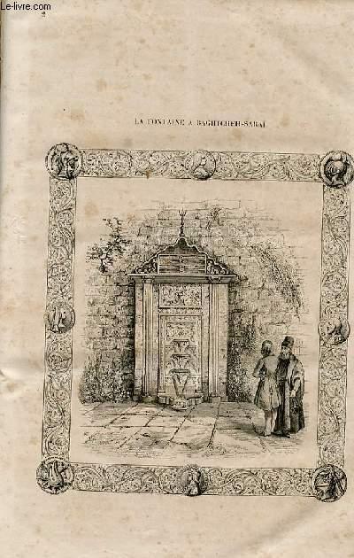 Le magasin universel - tome septième - Livraison n°02 - La Crimée - Baghtcheh - Saraï.