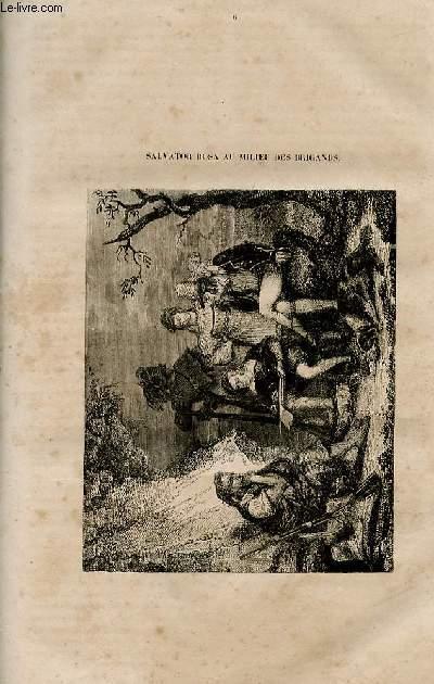 Le magasin universel - tome septième - Livraison n°06 - Suite et fin de Mirzador par Audibert.