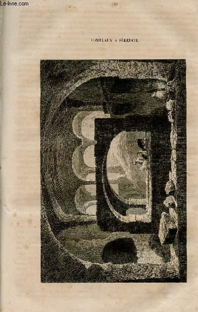 Le magasin universel - tome septième - Livraison n°10 - Isha ou l'esclave africaine, nouvelle de moeurs,suite.