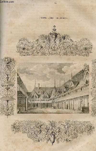 Le magasin universel - tome septième - Livraison n°14 - Jean de Watteville, suite par De La Villedieu.