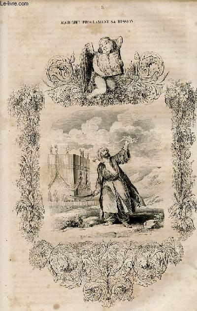 Le magasin universel - tome septième - Livraison n°31- Un roué au 19ème siècle,suite.