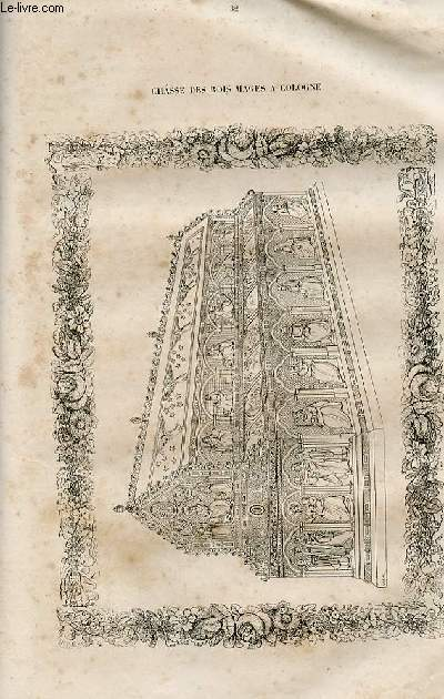 Le magasin universel - tome septième - Livraison n°32 - Etudes sur l'islamisme, suite.