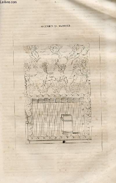 Le magasin universel - tome septième - Livraison n°34 - Etudes sur l'islamisme, suite.