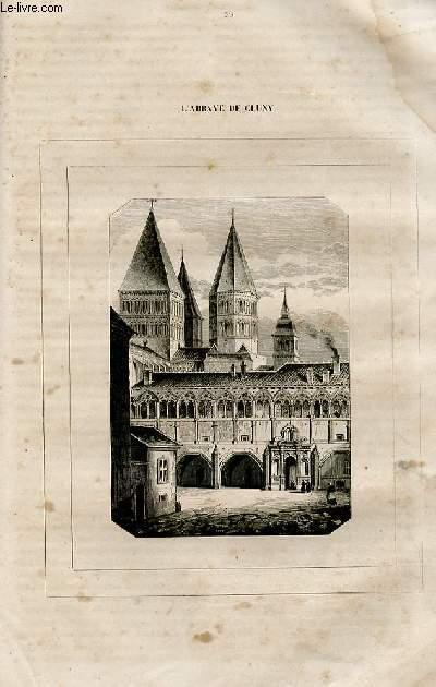 Le magasin universel - tome septième - Livraison n°39 - L'atelier de Michel Ange , chronique italienne du XVIème siècle ,suite.