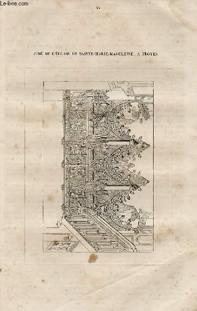 Le magasin universel - tome septième - Livraison n°44 - Suite et fin du conte arabe Caled et Djeida.