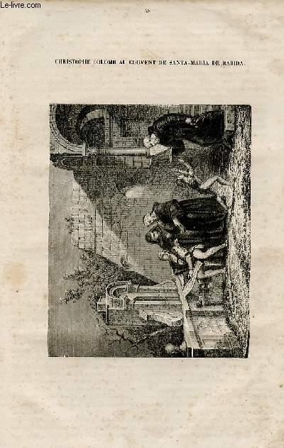 Le magasin universel - tome septième - Livraison n°48 -  Histoire - Le maréchal Bernadotte élu prince royal de Suède - 1810, suite.
