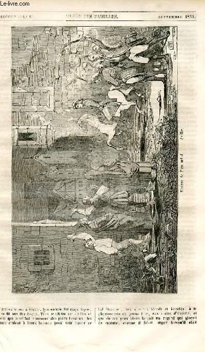 Le musée des familles - lecture du soir - 1ère série - livraison n°50 - Hercule renaud d'Est,suite et fin.