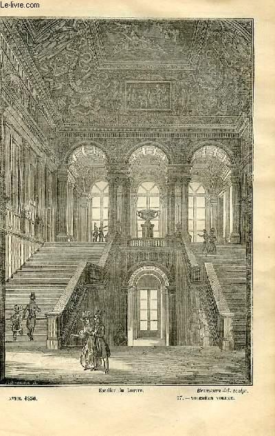 Le musée des familles - lecture du soir - 1ère série - livraisons n°27 et 28 - Le salon de 1836,suite et fin.