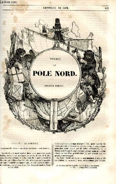 Le musée des familles - lecture du soir - 1ère série - livraisons n°25 et 26 - Voyage au pôle nord, seconde partie par le capitaine Bragg,suite.