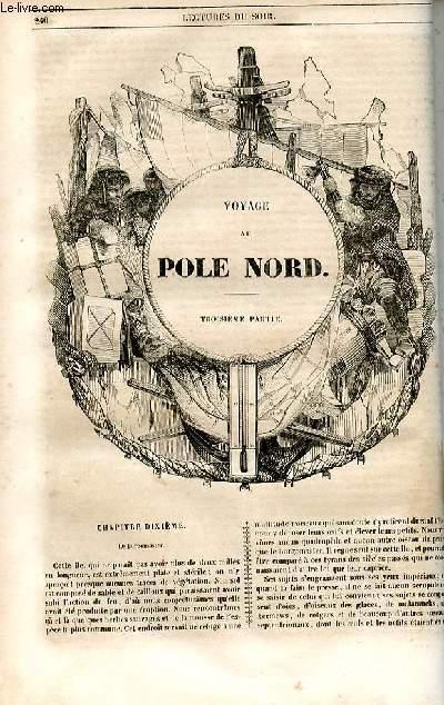 Le musée des familles - lecture du soir - 1ère série - livraison n°31 - Voyage au pôle nord par Bragg - troisième partie,suite.