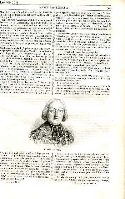 Le musée des familles - lecture du soir - 1ère série - livraison n°14 et 15 - La nuit de la Saint Nicolas , suite et fin.