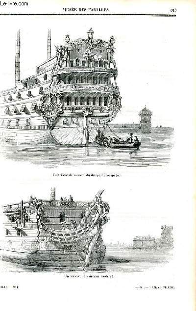 Le musée des familles - lecture du soir - deuxième série - livraison n°40 - Exposition de l'industrie par Théophile Gautier.